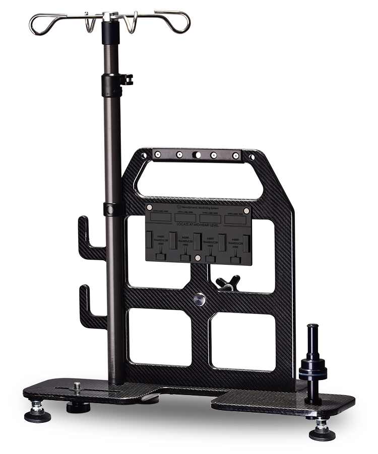 The ParaMount ECLS Carrier is an innovative, stylish solution that enables safe and convenient patient movement.